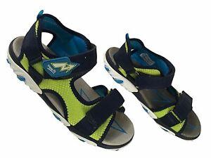 Superfit Sandalen Kinder Pantoletten Kinderschuhe EUR 35 #KA1 430