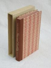 Jane Austen SENSE AND SENSIBILITY Heritage Press c. 1957 in Slipcase