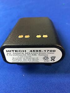 Hitech(Japan NiMh1.7A)For Motorola#NTN4595 SABER/A.D.S.MX1000/3000/FuG10b FuG13b