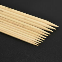 55x/pack Bamboo Knit Tool Double Pointed Sweater Glove Knitting Needles Tool Hot