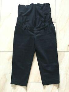 Umstandsmode Jeans Latzhose, Shorts Schwangerschaftsmode, Hose,Größe S-M/36-38
