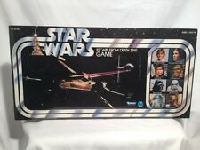 Vintage Star Wars Escape from the Death Star Board Game Kenner Sealed New