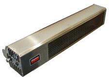 DAYTON 21MK93 34000 BtuH Natural Gas Infrared Patio Heater - Silver