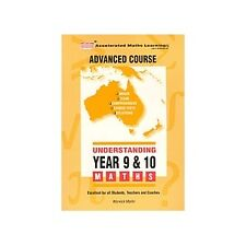 Understanding Maths: Year 9 and 10: Australian Curriculum Edition