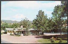 1950s Garden Motel, 118 El Paso Blvd., Manitou Springs, Colorado