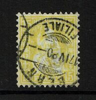 Switzerland - SC# 54 - Used - Crisp BERN Cancel - Lot 073017