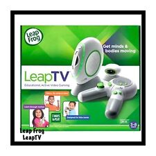 Leap Frog Leapfrog LeapTV Educational Active Video Gaming System New In Box