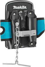 Makita Blue Collection Electricians Mate Tool & Tape Holder Belt Clip P-71881