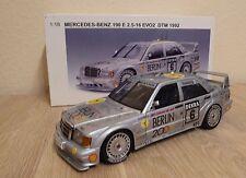 1 18 Autoart mercedes 190 e 2.5 16v evo 2 DTM 1992 keke rosberg Berlín MIB rar