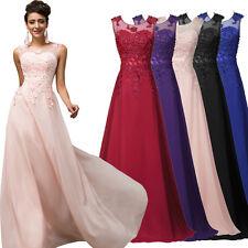 32-54+ Bridesmaid robe decocktail de demoiselle d'honneur Robe bal soirée longu