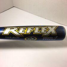 """Easton Reflex Baseball Bat 31� 24 Oz 2 3/4"""" barrel (Model Bx55) (-7) 7050 Alloy"""