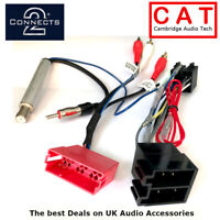 CT20AU11-KIT Audi BOSE Car Radio Amplified system to RCA Aerial Harness adapter