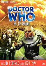 Doctor Who The Time Warrior Story No. 70 Dvd 2008 Jon Pertwee Rare
