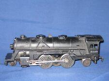 Vntg Lionel 6110 Steam Engine/Locomotive 2-4-2 Works, Set Fwd Only, Smokes PARTS
