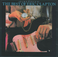 TIMEPIECES - THE BEST OF ERIC CLAPTON (CD 1982 Polydor)