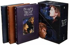 Beauty and the Beast Complete TV Show Series DVD Set Collection Drama Romance R1