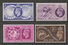 Historical Events Great Britain George VI Stamps