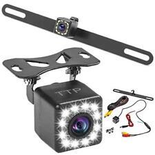Car Backup Camera Camera HD 12 LEDs Night Vision Reverse Camera 170° view angle
