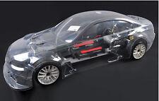 FG Modellsport # 158180E 4 DEO 530E chassis non peint BMW M3 ARR