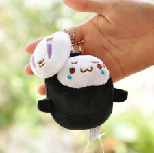 Kawaii Anime No Face Male My Neighbor Totoro Pendant Plush Toy Stuffed Doll Gift
