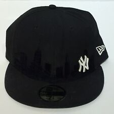RARE New Era New York Yankees 59Fifty MLB Fitted Cap 7 1 4- Embroidered 6b40fe079858