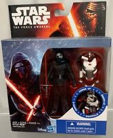 "Star Wars The Force Awakens 3.75"" Figure Armor Up Kylo Ren"