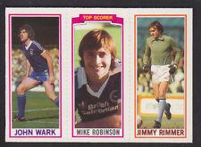 Topps - Footballers (Blue Back) 1981 - # 12 39 147 Ipswich Brighton Aston Villa
