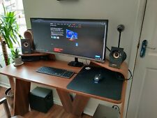 """ASUS ROG Swift PG348Q 34"""" LED IPS Gaming Curved Monitor 3440 X 1440 5ms"""
