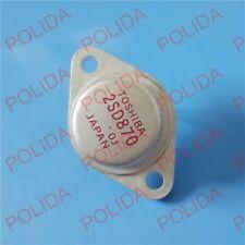 10PCS Transistor TOSHIBA TO-3 2SD870 D870