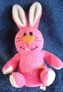 *1912a*  ELKA Australia - pink bunny Rabbit - adorable - 14cm