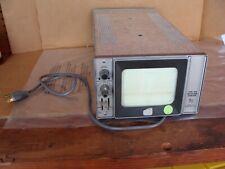 Vintage Tektronix Type 528 Waveform Monitor