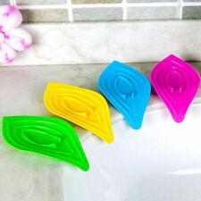Storage Soap Box Drain Soap Holder Plastic Soap Tray Household Bathroom Supply