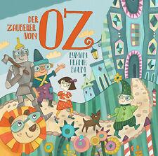 Hörbuch CD Der Zauberer Von Oz von Lyman Frank Baum 2CDs