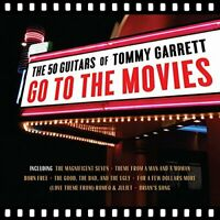 The 50 Guitars of Tommy Garrett - 50 Guitars of Tommy Garrett Go to the Movies