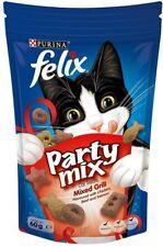 Felix Party Mix Mixed Grill Cat Treats, 60g....