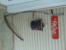vintage/antique  mowing scythe    nice #  8361