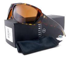 New Electric CHARGE XL POLARIZED Sunglasses | Tortoise / OHM Melanin Bronze Lens