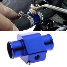 32MM Car Water Temperature Temp Sensor Gauge Radiator Hose Joint Pipe Adapter UL