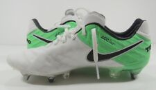 NIKE TIEMPO LEGEND VI SG PRO Elect Green Soccer Cleats 819680-103 Sz 7 TS0209