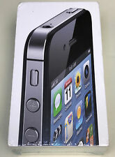 NEW Sealed Apple iPhone 4s 16GB Black Verizon CDMA MD276LL/A A1387 Collectable