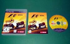 F1 Formula 1 2014 mit Anleitung und OVP fuer Sony Playstation 3 PS3