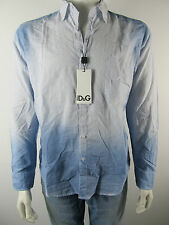 D&G Dolce&Gabbana Herren Hemd Camicia Shirt Brad RS810
