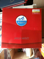 CATALOGUE ALPINE MILLE MILES V6 TURBO