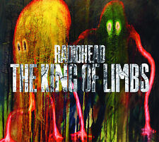 Radiohead KING OF LIMBS 8th Album 180g +MP3s XL RECORDINGS New Sealed Vinyl LP