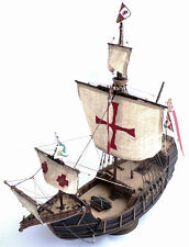 Artesania Latina Santa Maria 1492 1/65 Scale Wood Model Ship Kit NEW AL22411