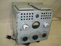 Großes Batterieladegerät 12V Ladegerät Elektrik Dresden A-28 Luftwaffe Wehrmacht