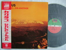 CACTUS ONE WAY OR ANOTHER / WITH POSTER AND OBI GATEFOLD COVER