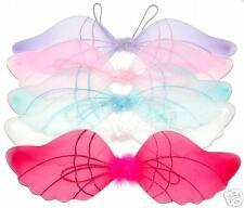 ~*~6 CHIFFON ANGEL WINGS~*~ANGEL FAIRY DRESS UP COSTUME