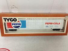 Tyco HO Scale Train Pepsi 62' Box Car #361F NIB