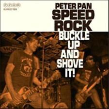 PETER PAN SPEEDROCK - BUCKLE UP AND SHOVE IT * NEW CD